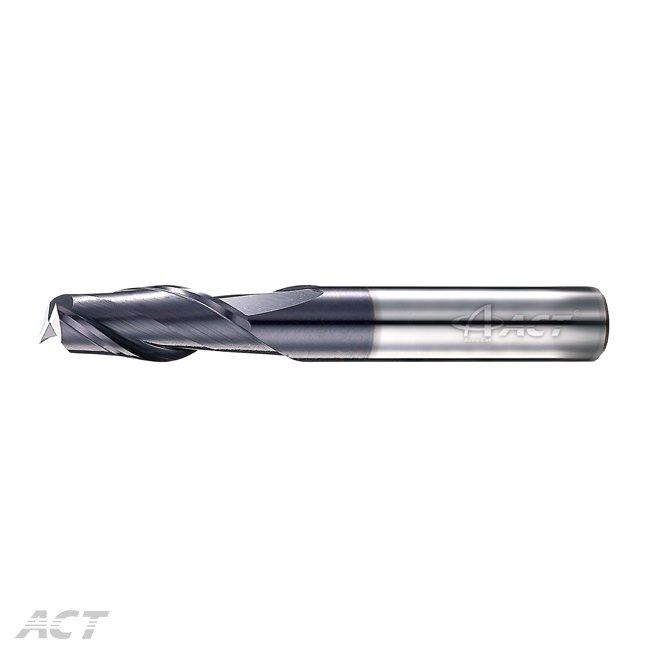 (2KES) 2 Flute Square Endmill - HRC50-60