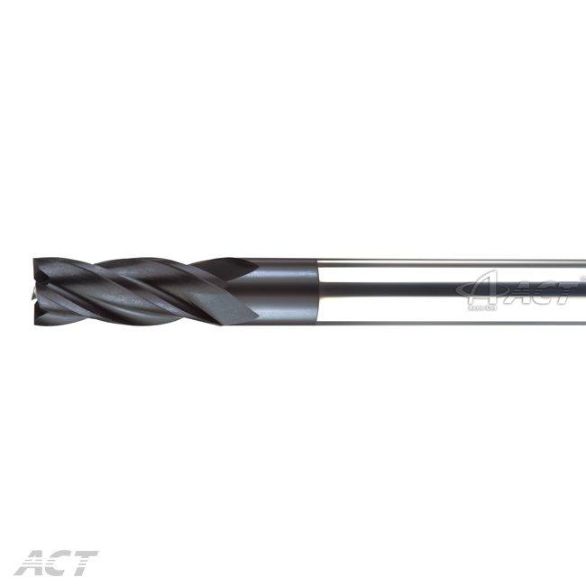 (A4KEC) 4 Flute 35° Square Endmill