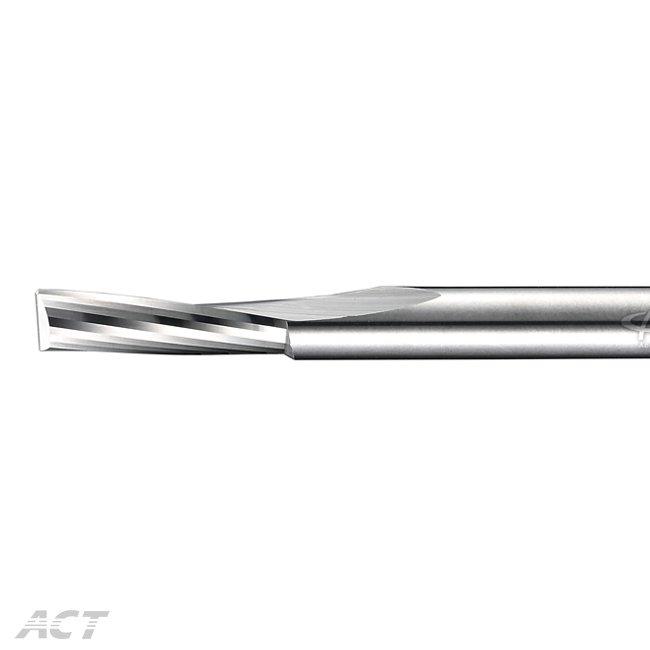 (1AEL) Single Flute Long Flute Aluminum Endmill
