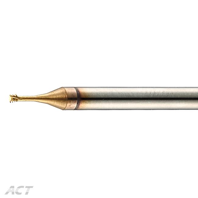 (TMU) 鎢鋼小徑銑牙刀 - 內牙