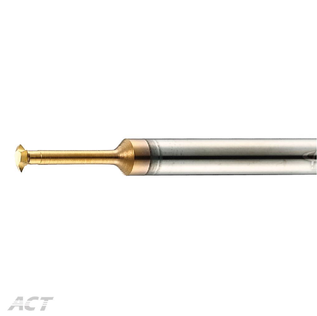 (TM60) 鎢鋼單牙銑牙刀 60° - 內牙/外牙