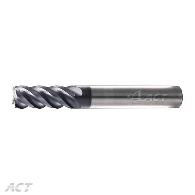 (R4KDE) 變導程 - 4刃高效能平刀