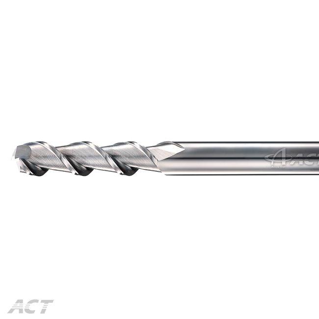 (2AEL) 2刃長刃鋁用平刀