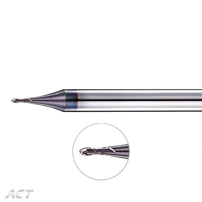 (2SBS) 2刃微小徑球刀
