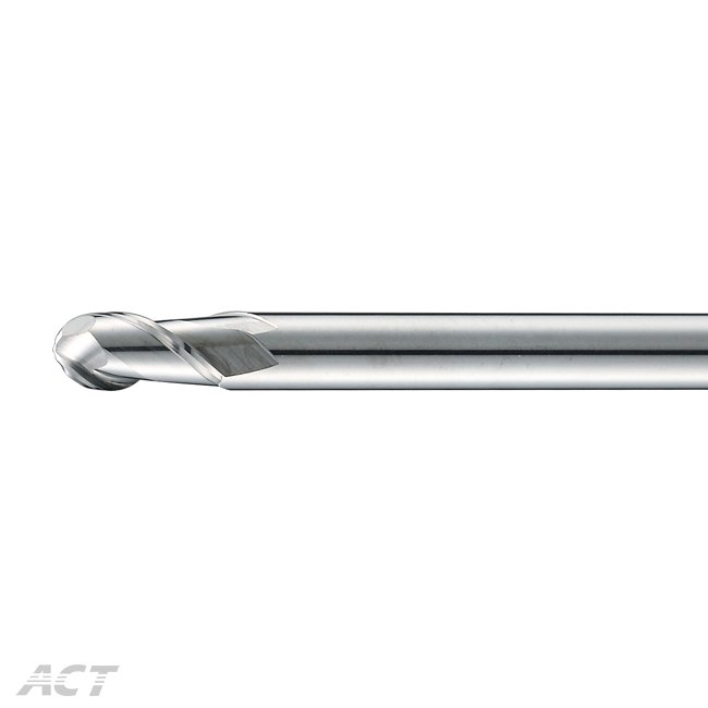 (2ABS) 2刃鋁用球刀
