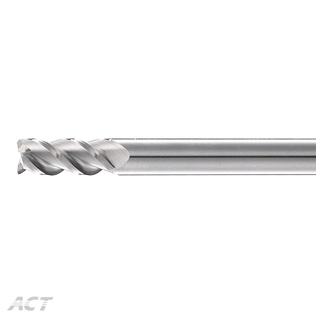(3ANB)  3刃鋁用圓鼻刀