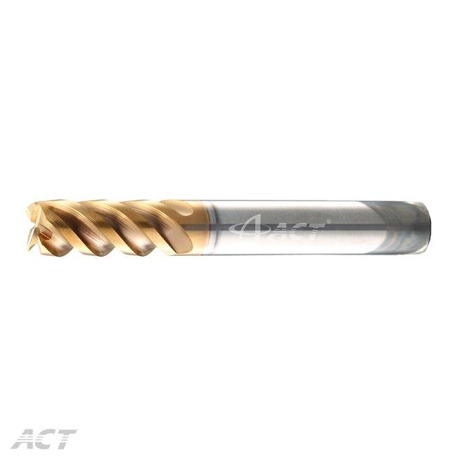 (XR4KES) R溝 - 4刃極速圓溝平刀